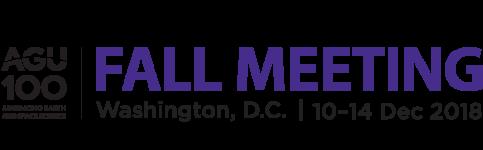 AGU Fall Meeting 2018 Banner